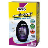 GRILL INSECTES LED UV 30 M2