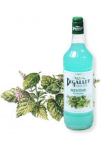 SIROP MENTHE GLACIALE