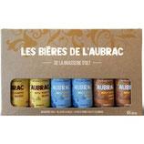 COFFRET 6 BIERES DE L AUBRAC (6x33c)