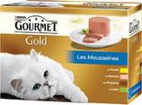 GOURMET GOLD  12 X 85 GR