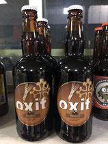 Bière Oxit brune châtaigne 6° 33cl