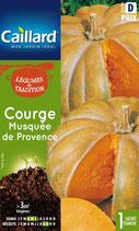 SACHET COURGE MUSQUEE DE PROVENCE
