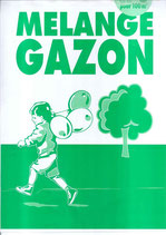 GAZON MÉLANGE APEX
