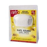 RETRO ULTRASON RATS SOURIS 280M2