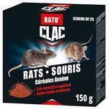 RATS ET SOURIS AVOINE 150G