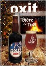 Bière Oxit noël 6.8° 33cl