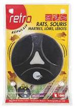 RETRO ULTRASONS MARTRES RATS