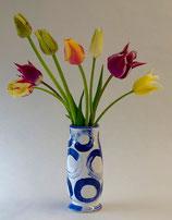 Tall Blue #2 - Vase