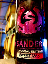"Sander Seasonal ""Sweet Oak"" Sour Porter Barrique"