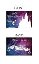 Galaxy Wizardry Card