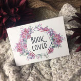 POSTCARD - Booklover
