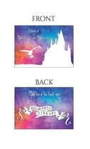 Dreamy Wizardry Card