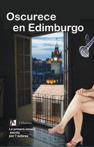 Oscurece en Edimburgo