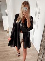 long bluse 'blacky'