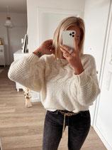 pullover 'strick love'