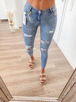 jeans 'high waist blue Y'