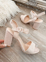 high heels 'nude chic'