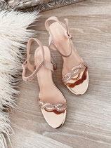 high heels 'shiny'