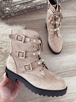 boots 'beige pearl'
