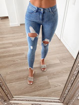 jeans 'miss middleblue'