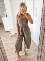 jumpsuit 'miss khaki'