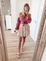 bluse 'lacing'