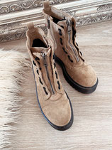boots 'basic babes brown'