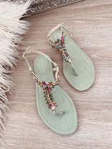 sandalette 'diamond mint'