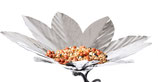 Stainless steel flower feeder for birdfeeder trees