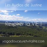 Abonnement mensuel aux audios de Justine