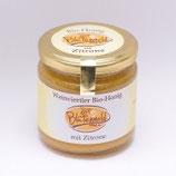 Bio-Honig mit Zitrone