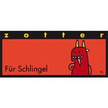 """""""Für Schlingel"""" Krampus"""