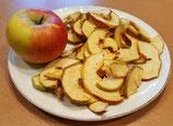 Bio-Apfelchips süß-sauer