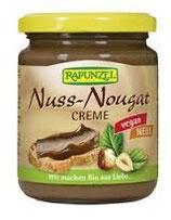 Nuss-Nougat Creme