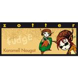 "Karamell Nougat ""fudge"""