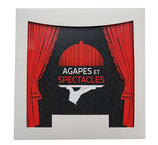 Agapes et spectacles - Spectacle seul