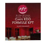 Formule KFT