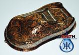 Henna Gold 1000mm breit