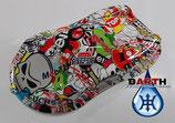 Sneaker Set - Stickerbomb