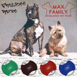 Frisbee corde MAX FAMILY - jouet résistant pour chien