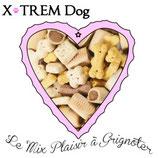 MIX PLAISIR Biscuits à grignoter X-TREM 500g