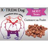 Friandises MOIST TREATS - Guimauve moelleuse au poulet XTREM DOG