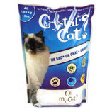 Litière Révolutionnaire 100% naturelle pour chat CRYSTAL CAT