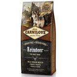 CARNILOVE Reindeer 12kg