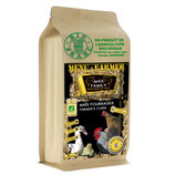 Maïs Biologique MAX FAMILY FARMER - Poule pondeuse et tous les animaux de la ferme