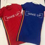 Wake Up Jurkje rood