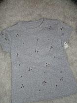 Shirt Grijs (Parels)