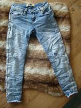 Jeans stripes (White)