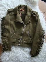 Jacket Franjes (Khaki)