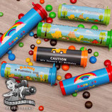 Chocolate Wrapper; 35g M&M Tube, Digital PDF File